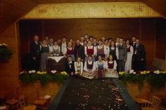 2002.10.18 - Volkskultur im Weindorf mit Trachtenschau in St. Peter am Ottersbach