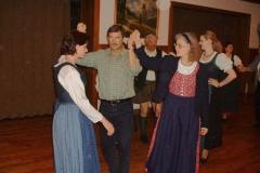 2003.04.07 - Themenabend: Boarischer, Schottischer, Bayrisch Polka und Waldhansl in Graz Weinitzen Faßlberg