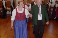 2003.07.04 - Tanzfest zu Elviras 80. Geburtstag in Weinitzen
