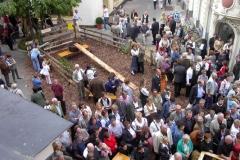 2003.09.14 - AUFSTEIRERN in Graz Innenstadt