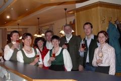 2004.03.06 - Ausseer Steirischer - Singen, Paschen, Schleunige in St. Nikolai im Sausal