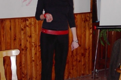2004.03.13 - Modul 2 der Tanzleiterausbildung in Kleintal / Übelbach