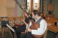 2005.11.05 - Tanz Kurs Nachmittag mit Bordunmusik in Graz Waltendorf (Gemeinde Hart bei Graz)