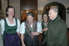 2005.12.08 - 85. Geburtstag von Fritz Frank in Hotel Weitzer