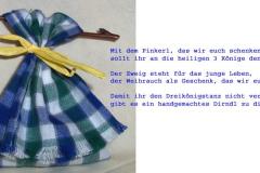 2006.01.05 - Tanz zu 3 König in Gasthaus Altes Fassl