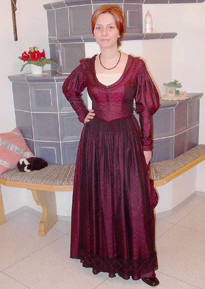 Bürgerkleid