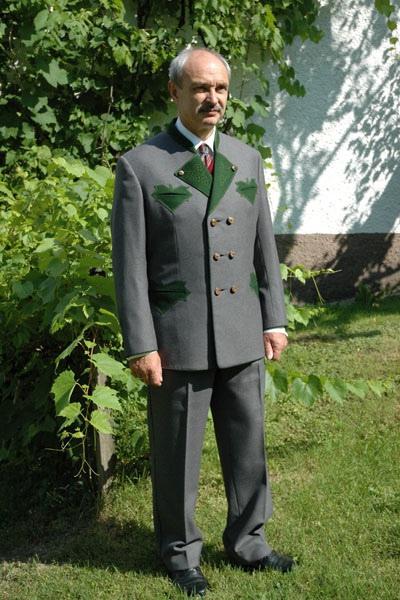 Winzer Anzug